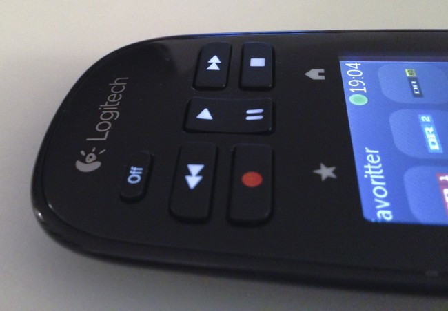 Logitech Harmony Touch review