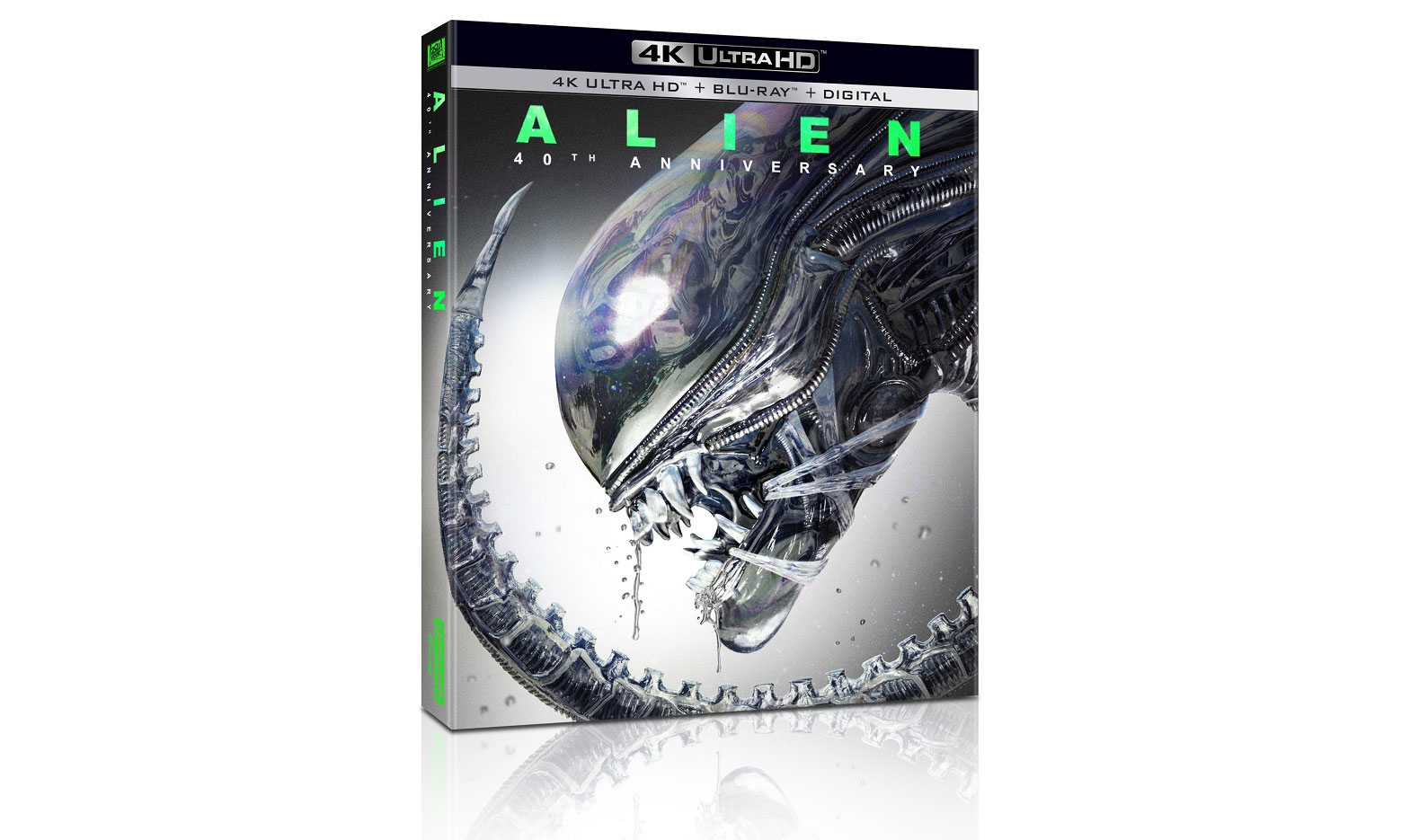 Alien UHD Blu-ray