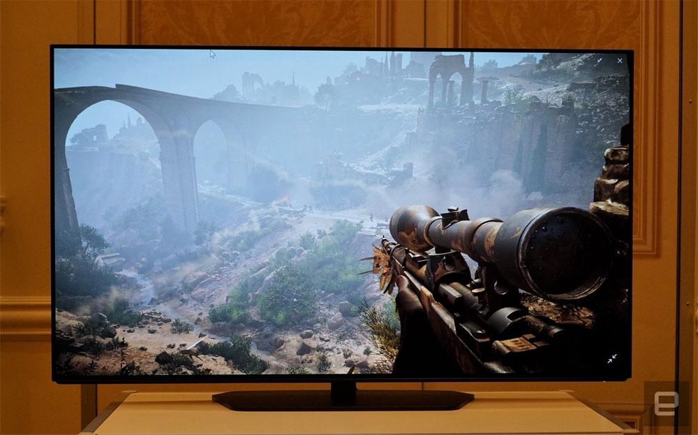 Dell Alienware OLED gaming monitor