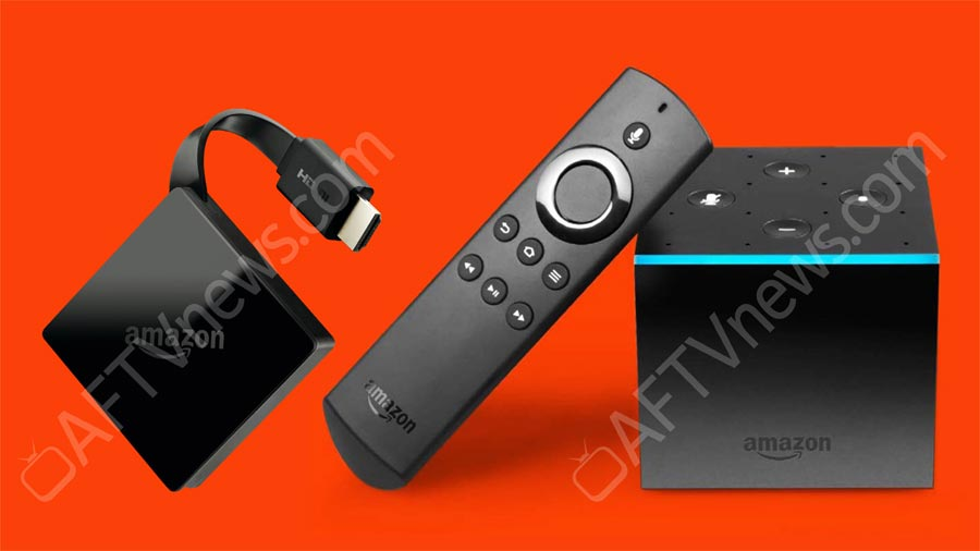 4K HDR Amazon Fire TV