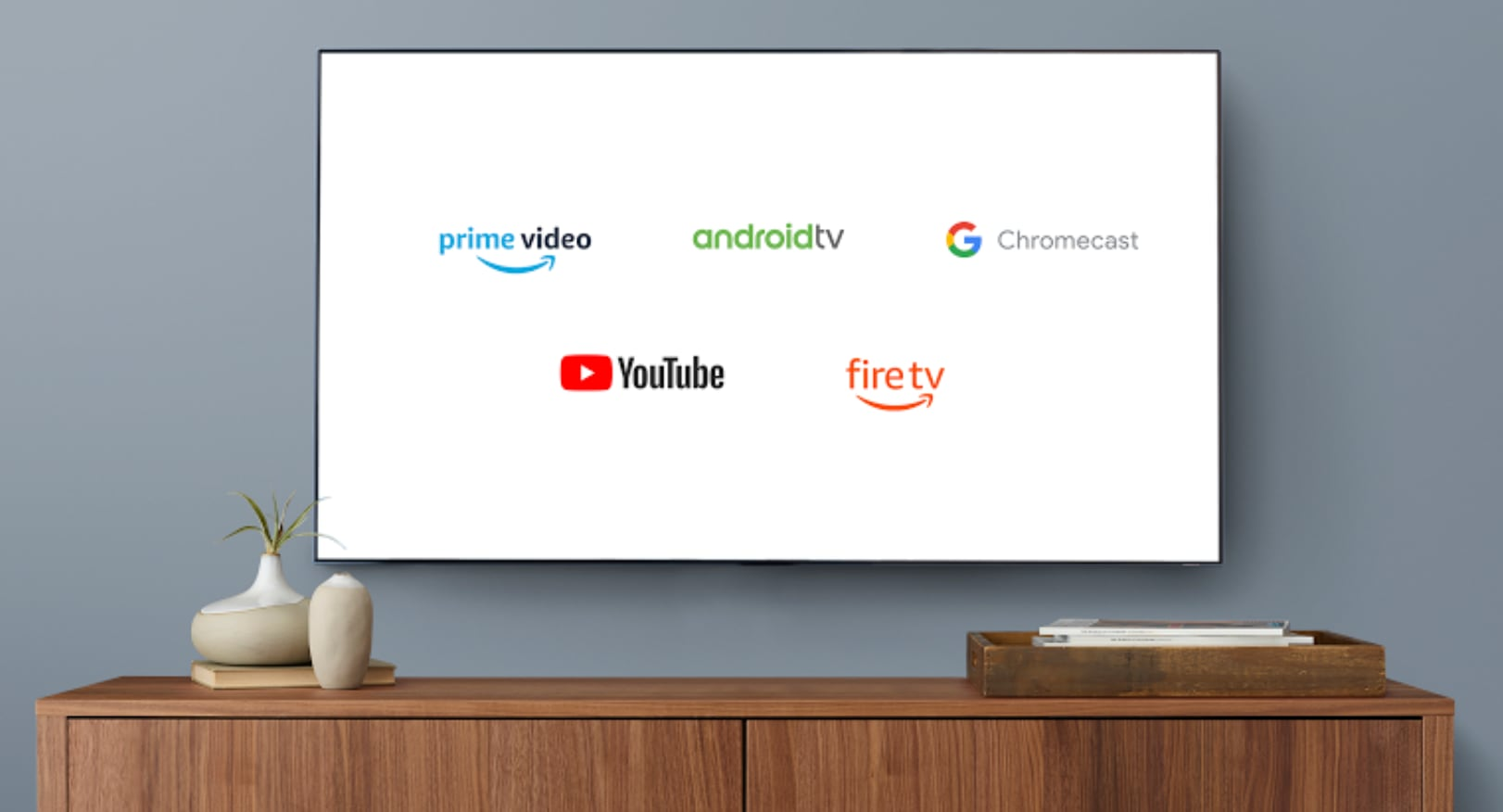 Amazon Prime Video launches on Chromecast, YouTube back on Fire TV