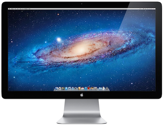 Apple 27-inch LED Cinema Display