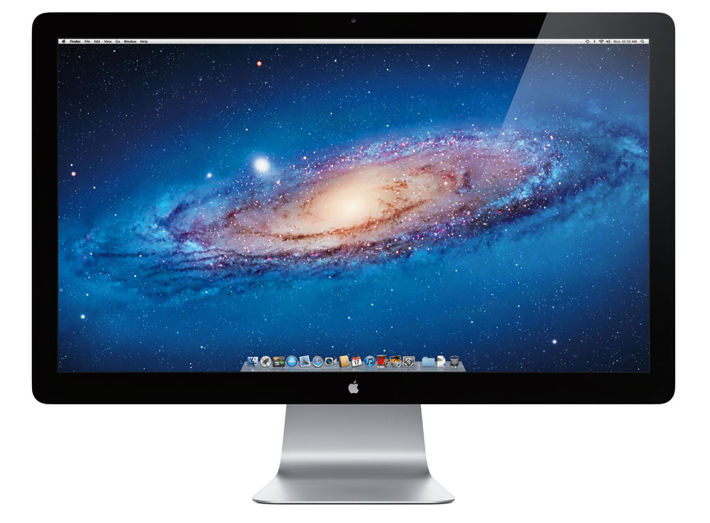 27 Quot Led Cinema Display With Thunderbolt Official
