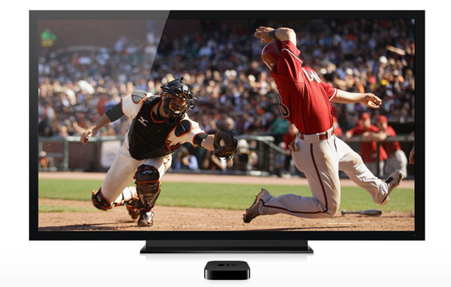 Watch Baseball from MLB on Apple TV