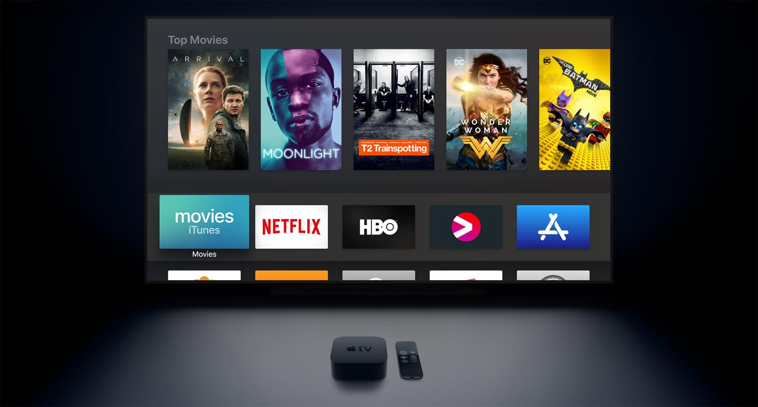 Update: tvOS 11 is now available for download - FlatpanelsHD