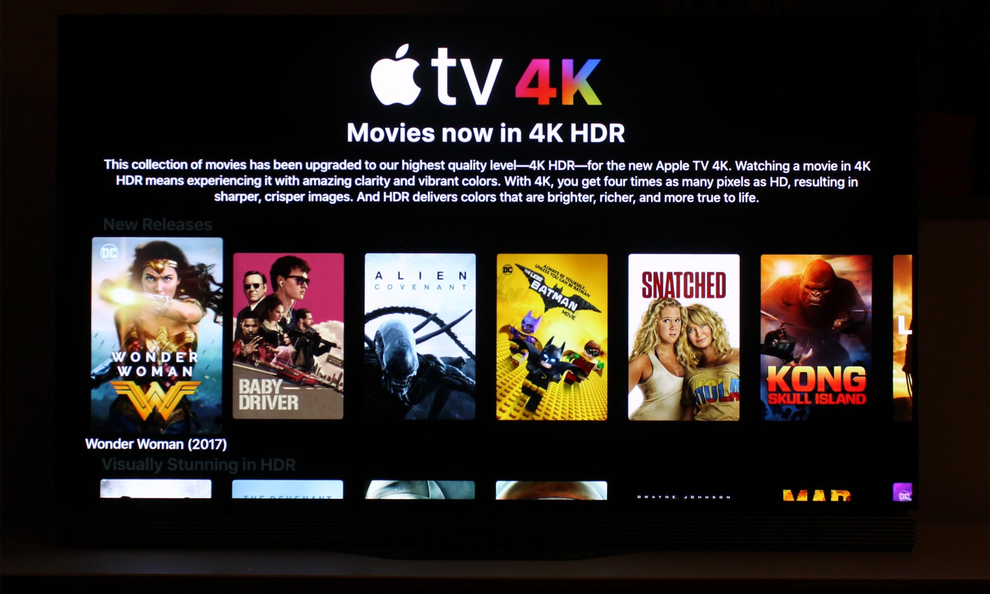 Apple TV 4K review - FlatpanelsHD