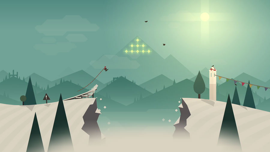 Alto's Adventure on Apple TV