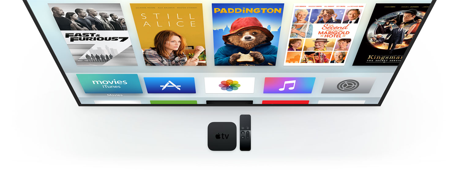 Apple TV (tvOS) review - FlatpanelsHD