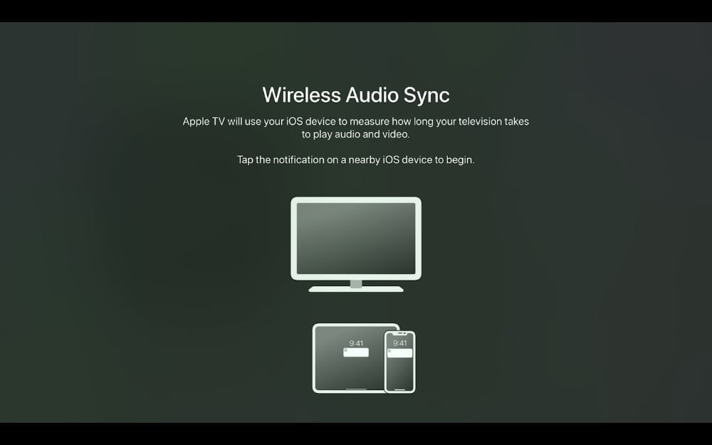 Wireless Audio Sync