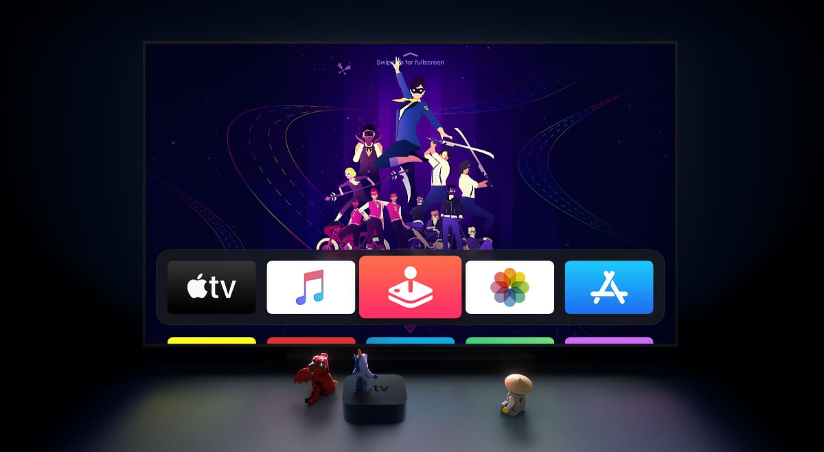 Apple TV Arcade