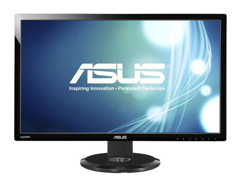 Asus VG278HE is the first 144 Hz monitor