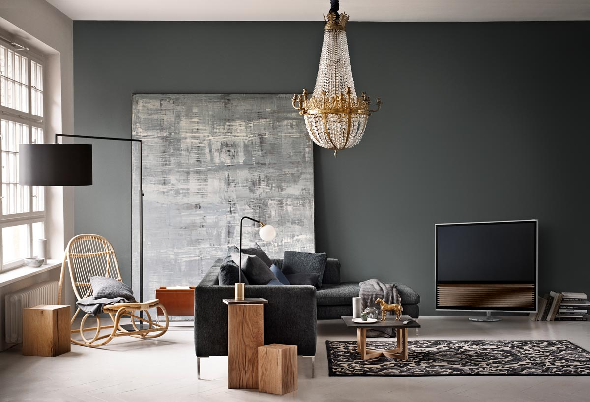 Beovision 14 Is Bang Amp Olufsen S First Ultra Hd Android Tv