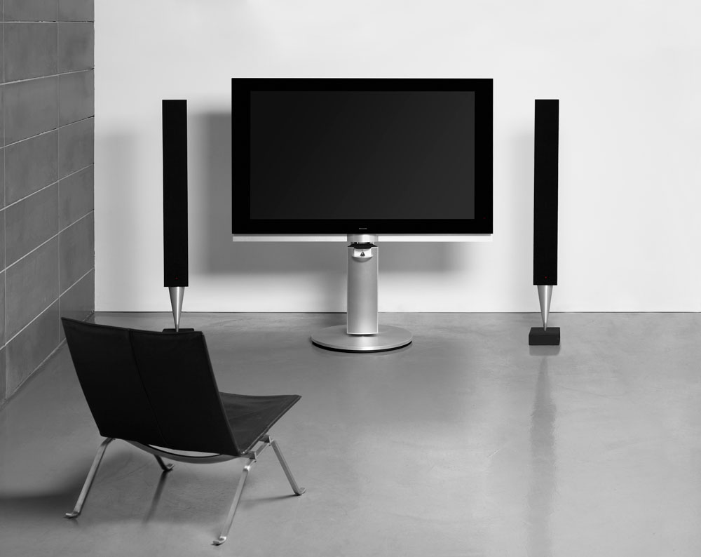 bang olufsen announces beovision 7 55 with led. Black Bedroom Furniture Sets. Home Design Ideas