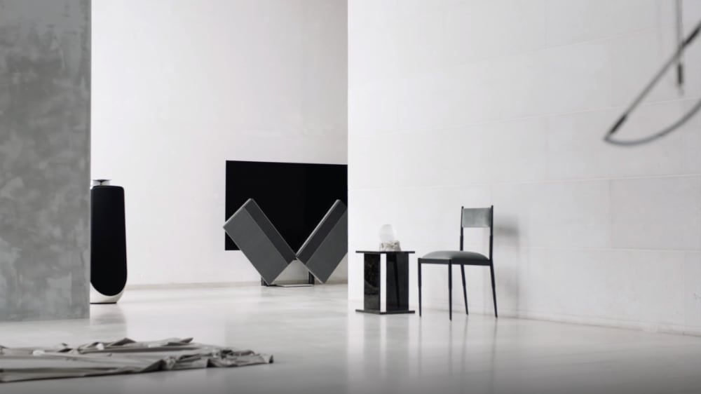 Image result for Bang & Olufsen Beovision Harmony
