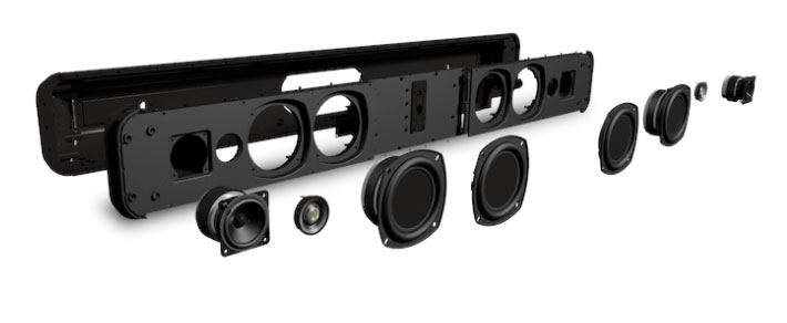 Bluesound Pulse 2i soundbar