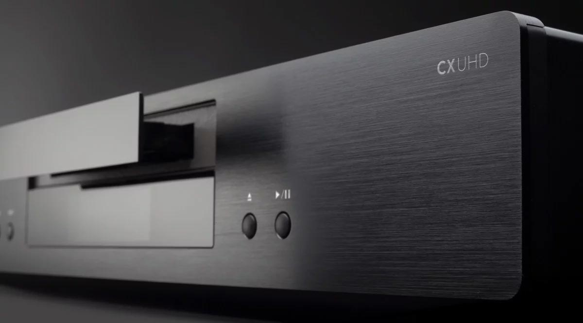 Cambridge CXUHD UHD Blu-ray player