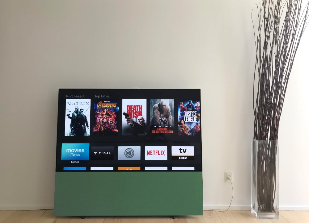 Canvas for LG OLED
