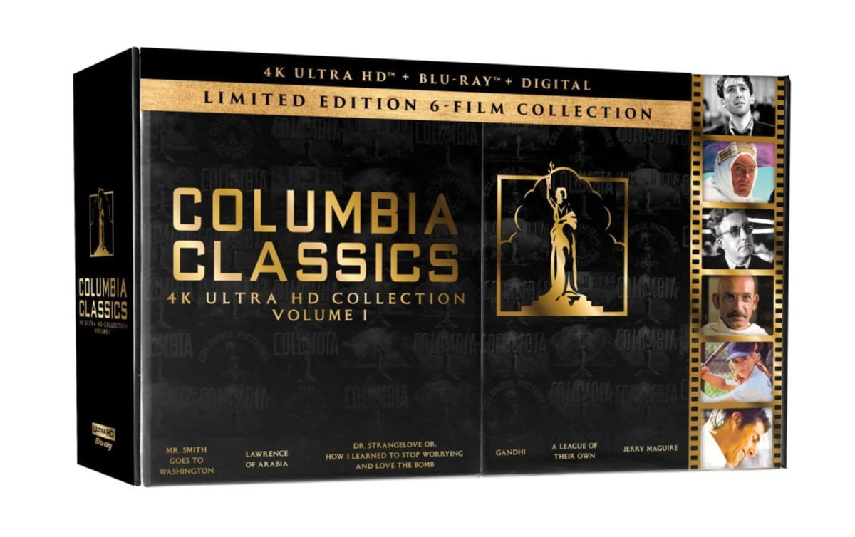 Columbia Classics 4K Ultra HD Collection