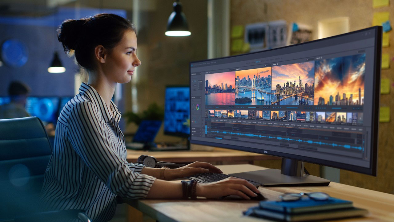 Dell Introduces Curved 49 Quot U4919dw With 5120x1440