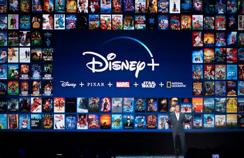 Disney+ for Philips Android TV