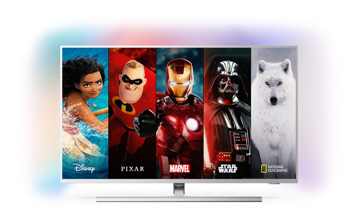 Disney Philips Android TV