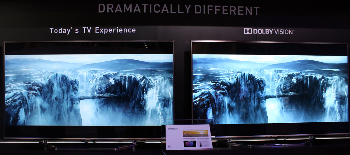 Dolby Vision at CES 2015