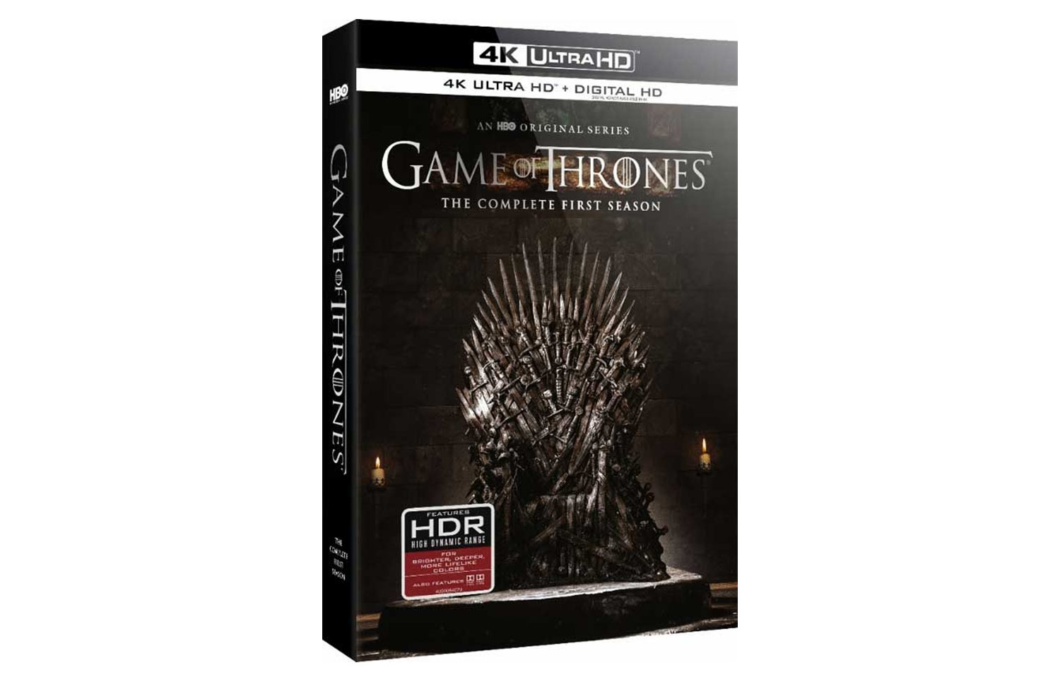 Game of Thrones is coming to UHD Blu-ray - FlatpanelsHD