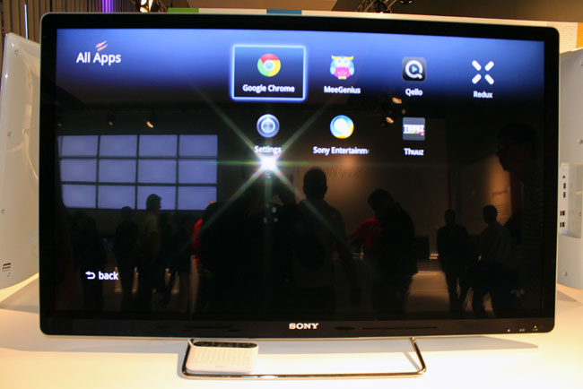 Next version of Google TV - now with Android TV Market