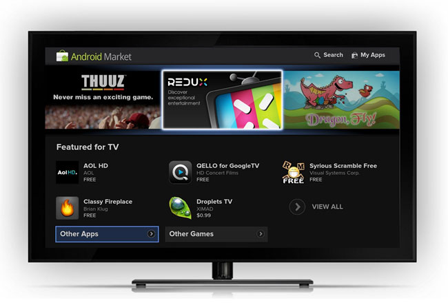 Google is considering LG for a Nexus Google TV