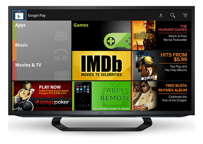 Google TV Play Movies