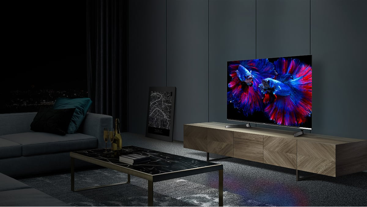 Hisense unveils its first 48-inch OLED TV