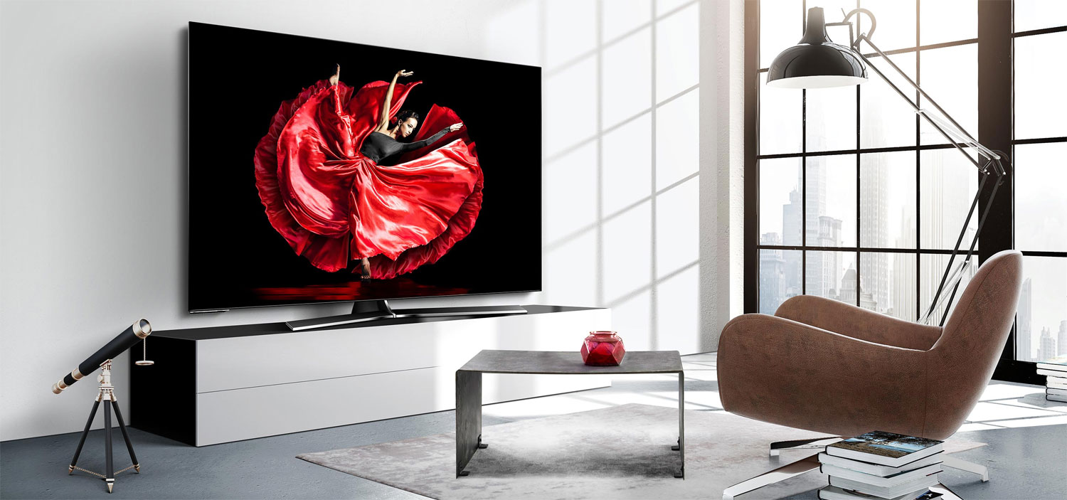 Hisense is bringing its OLED TV to the UK & parts of Europe