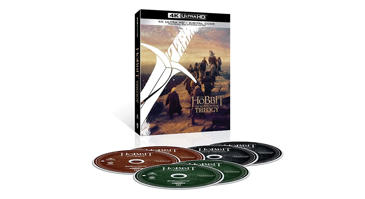 The Hobbit UHD Blu-ray