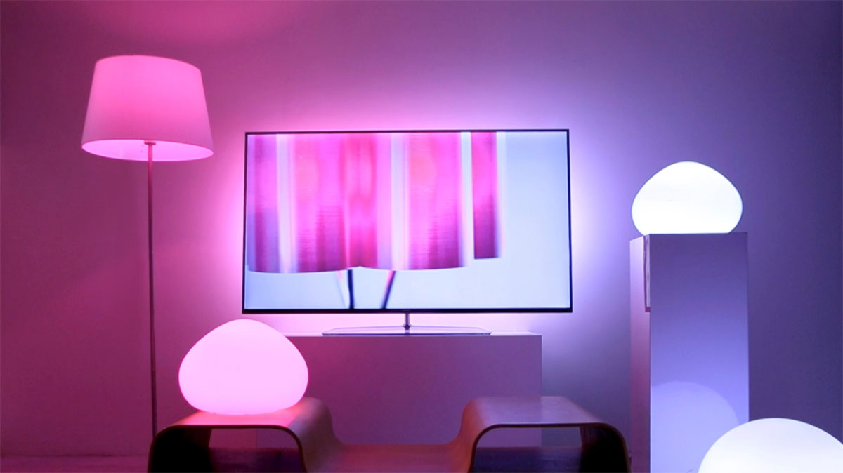 Philips Expands Ambilight To The Living Room Review