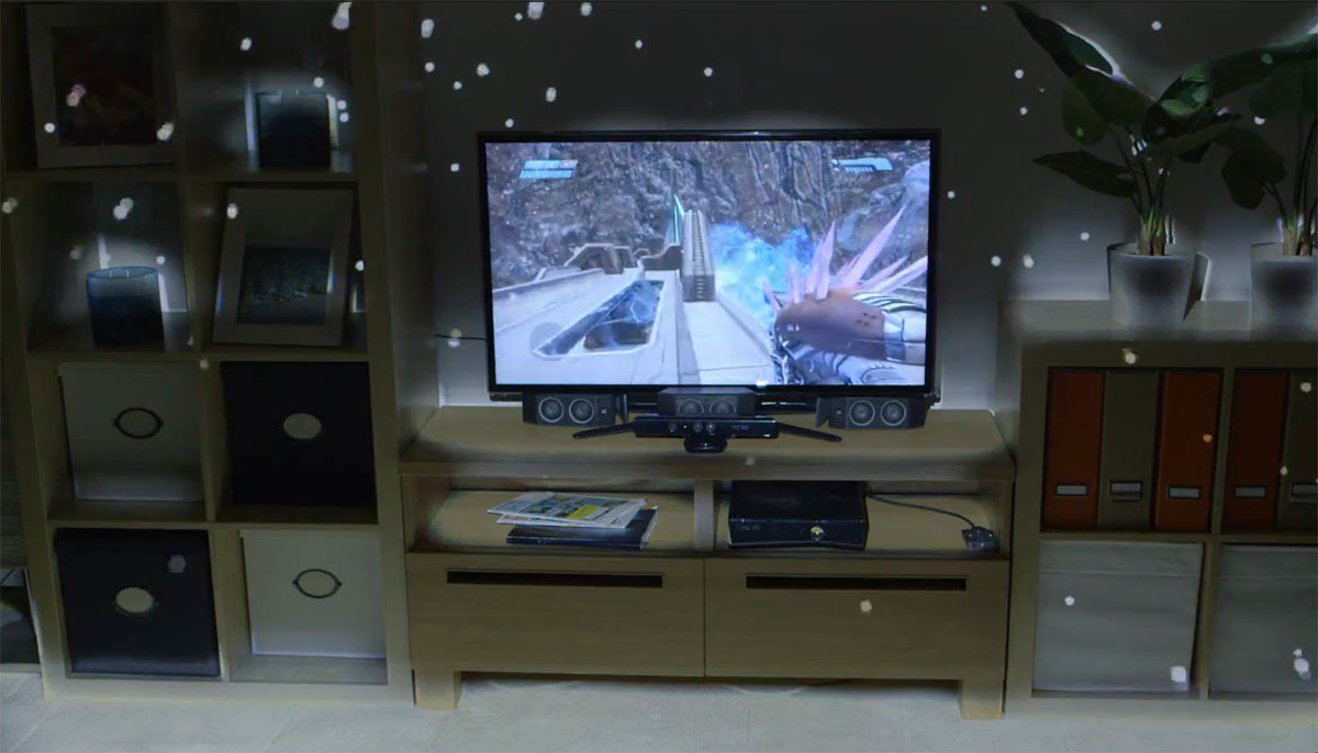 for Xbox that expands the gaming experience to the living roomXbox Gaming Room