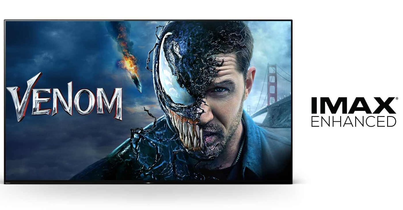Venom in IMAX Enhanced