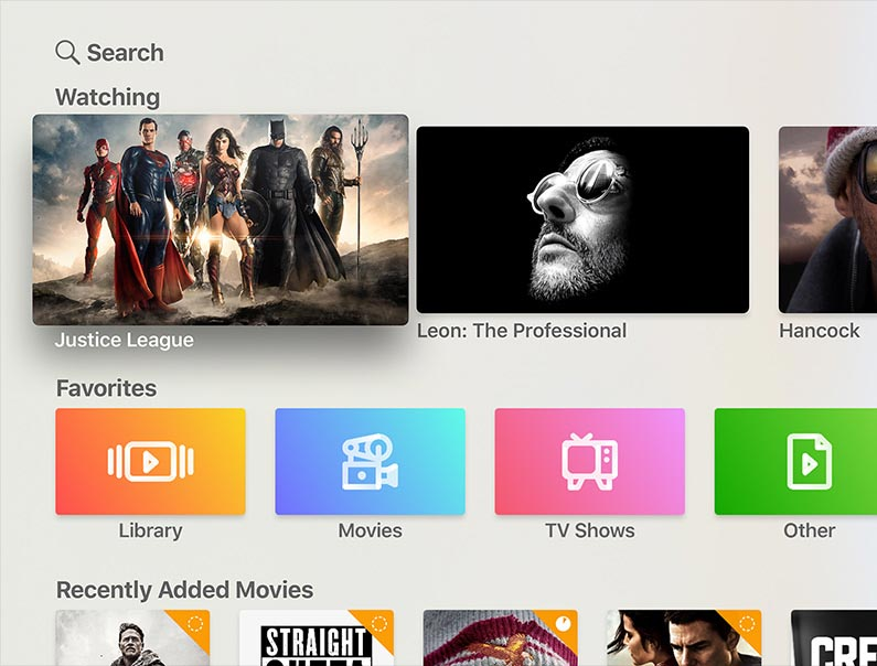Infuse 5 7 includes Plex integration, refreshed look on Apple TV