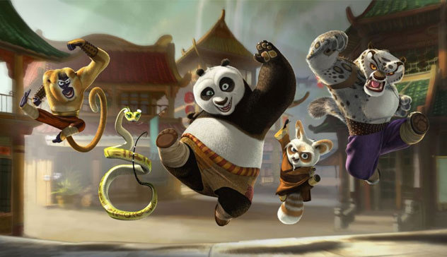 Netflix is bringing DreamWorks' movies such as Kung Fu Panda to streaming customers