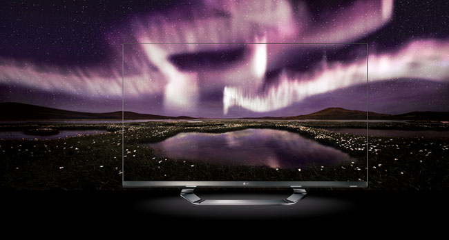 LG's 2012 TV line-up