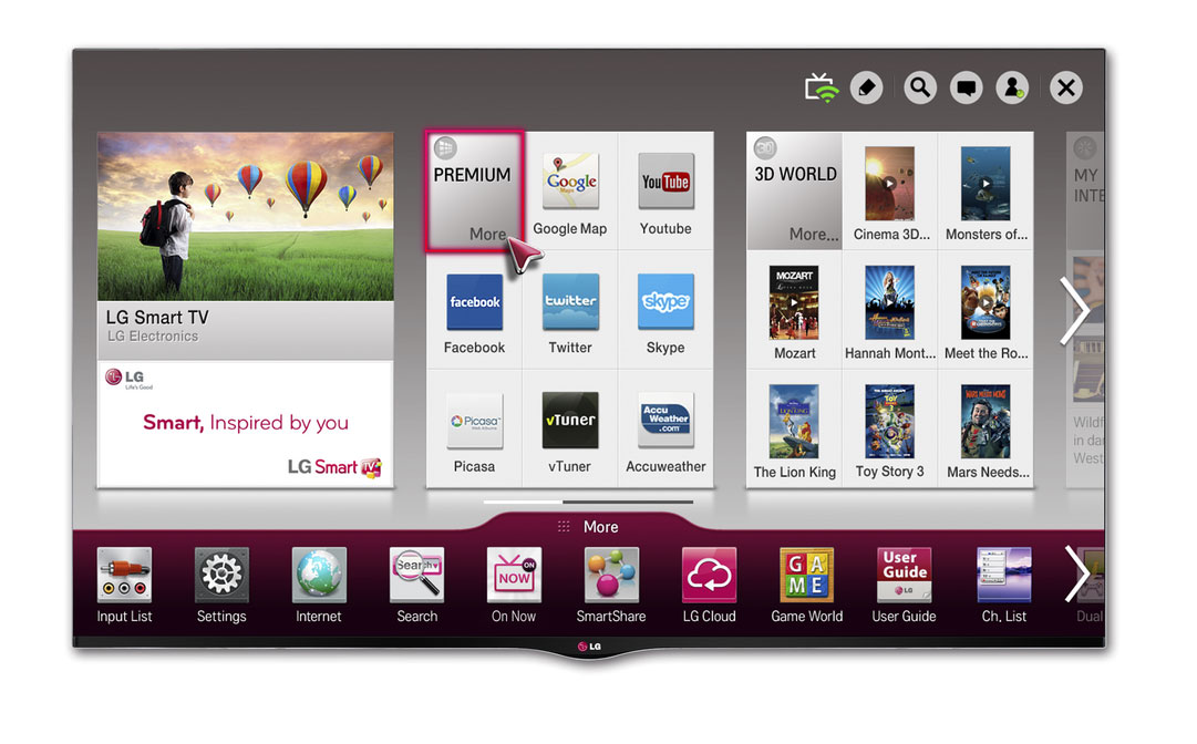 smart tv Most tvs are smart, but that doesn't mean you'll get the same experience on a smart samsung tv as you will on a sony see what you should expect from a top smart tv and find out which are the best on the market.