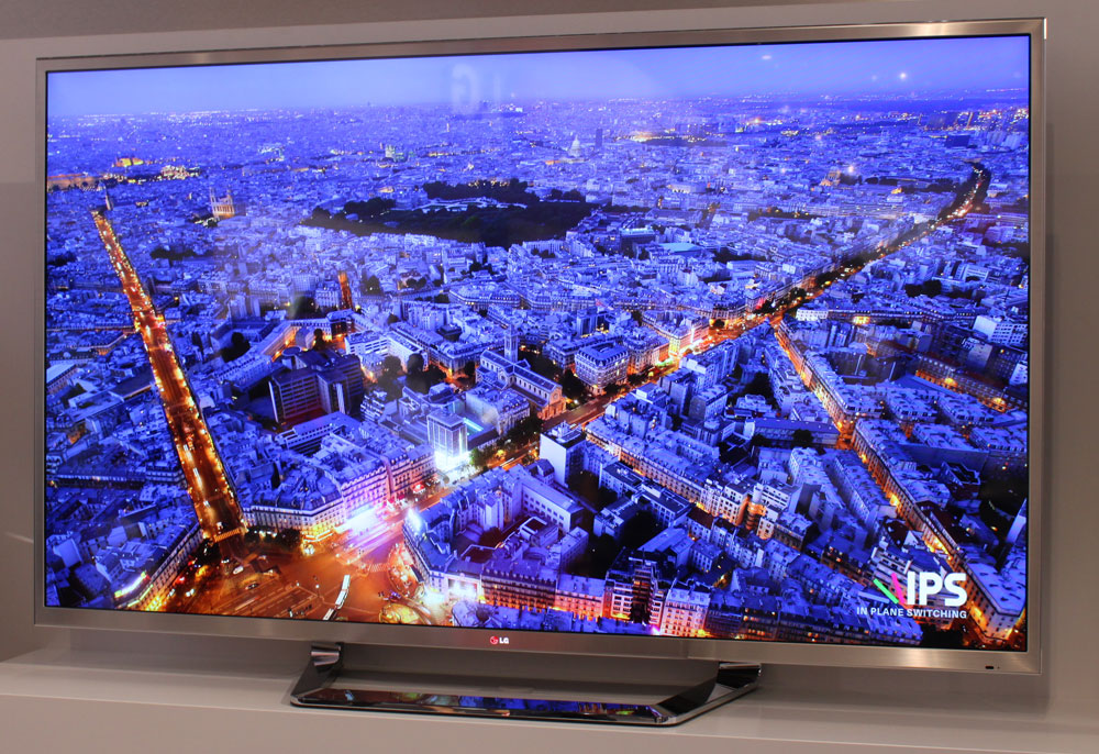 Hands On With The New 4k Tvs At Ifa 2012 Flatpanelshd
