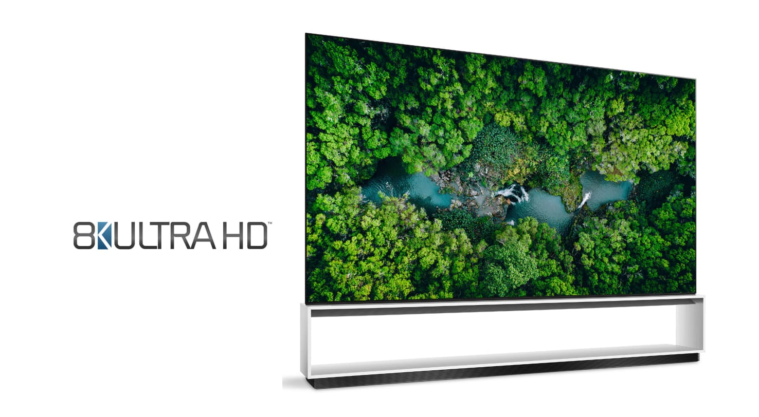 Lg 8k Tvs First To Receive 8k Ultra Hd Certification