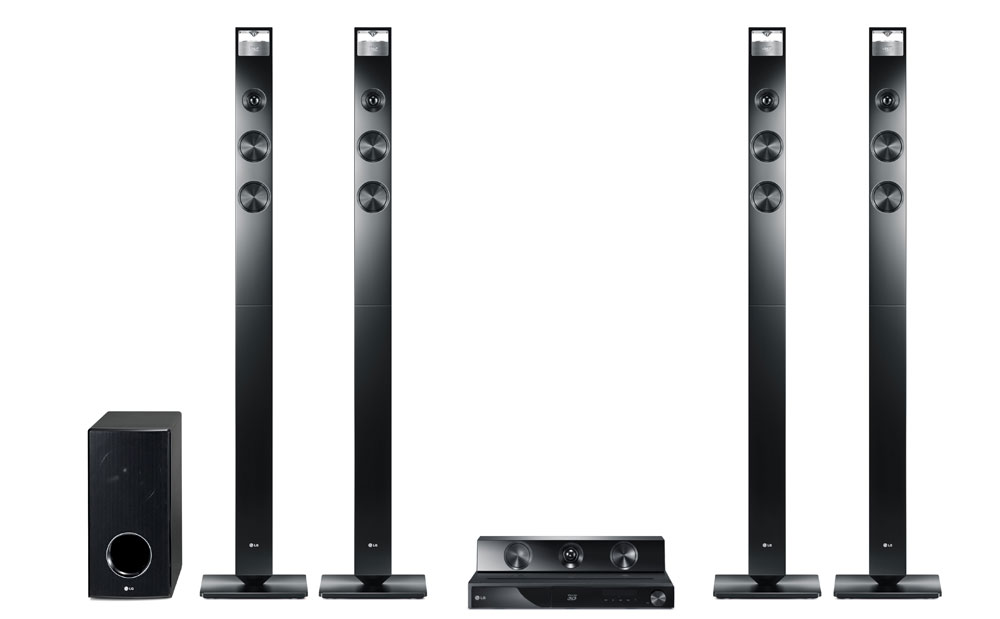 how to connect surround sound to lg tv