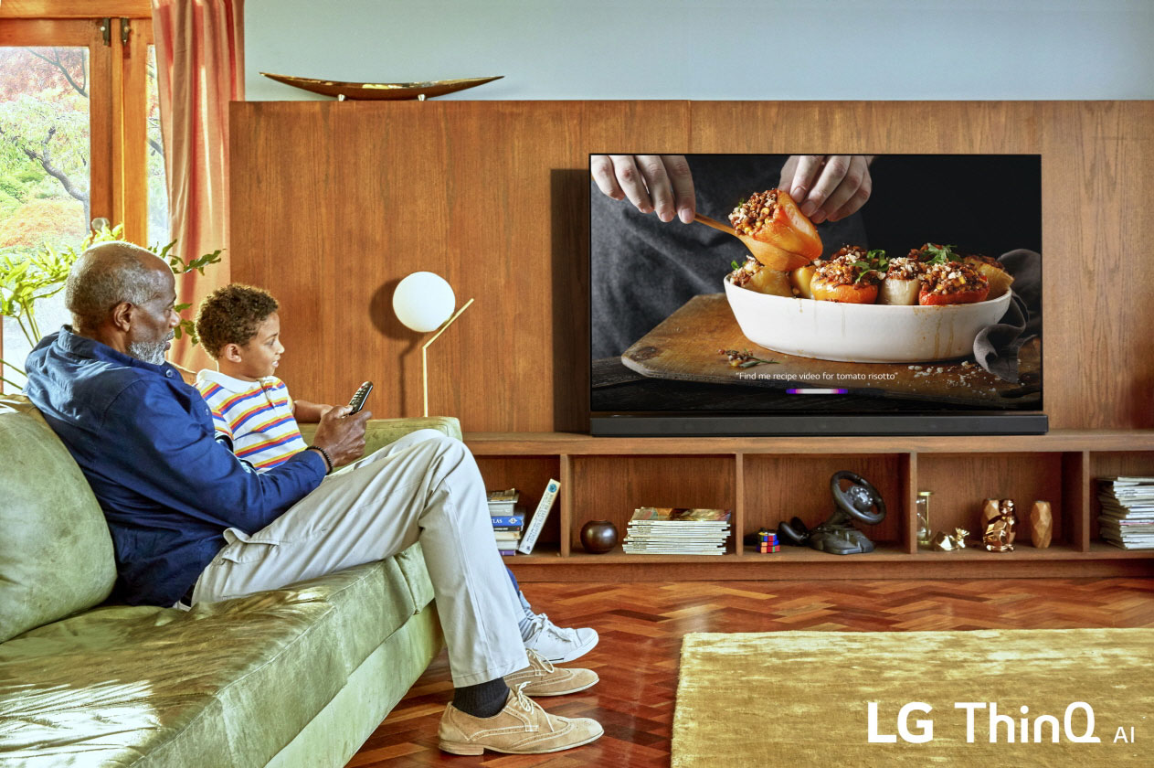 LG unveils 2019 4K OLED TVs with HDMI 2 1 - C9, E9 & W9
