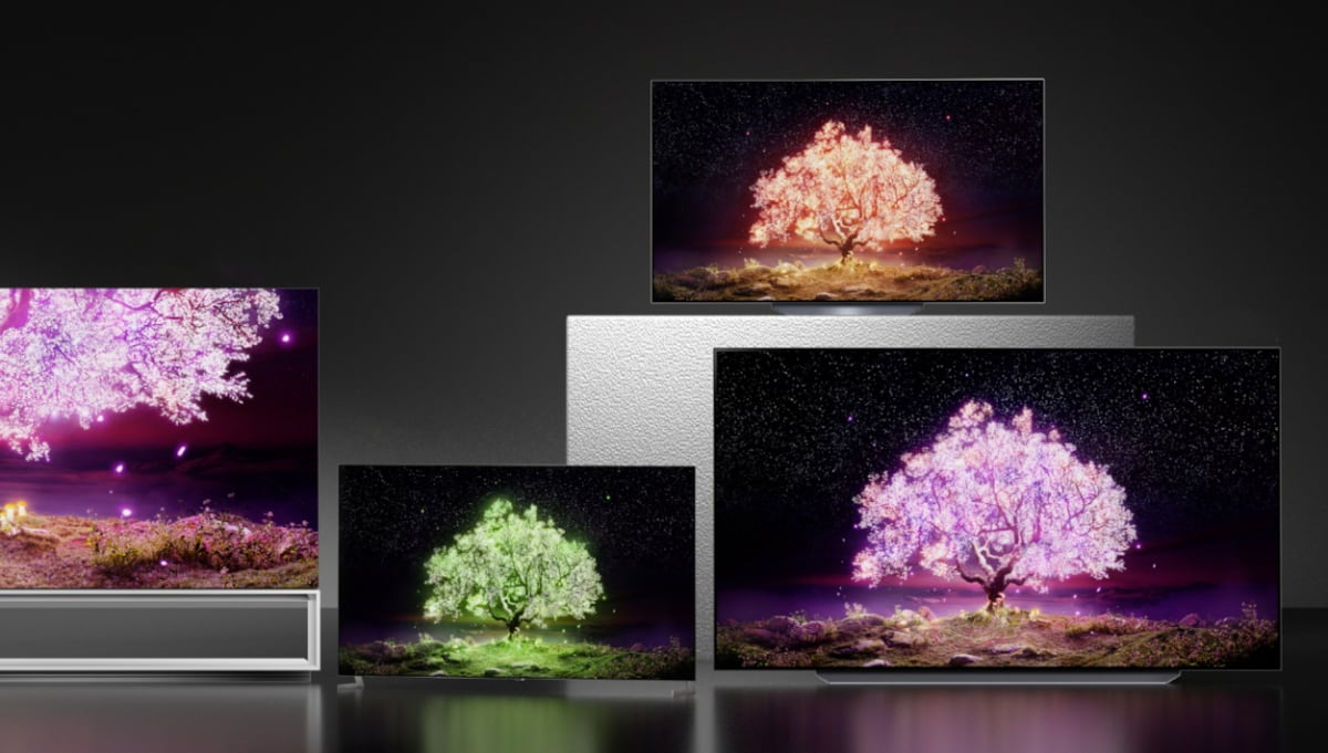 """LG delays launch of first 42"""" OLED TVs to 2022"""