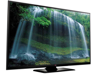 One of LG's last plasma TVs