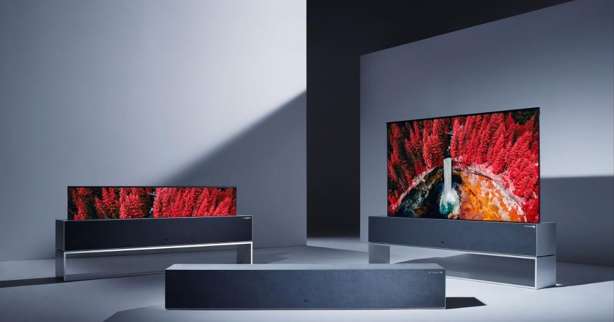 Skyworth apologizes for introducing LG's rollable OLED TV as its own