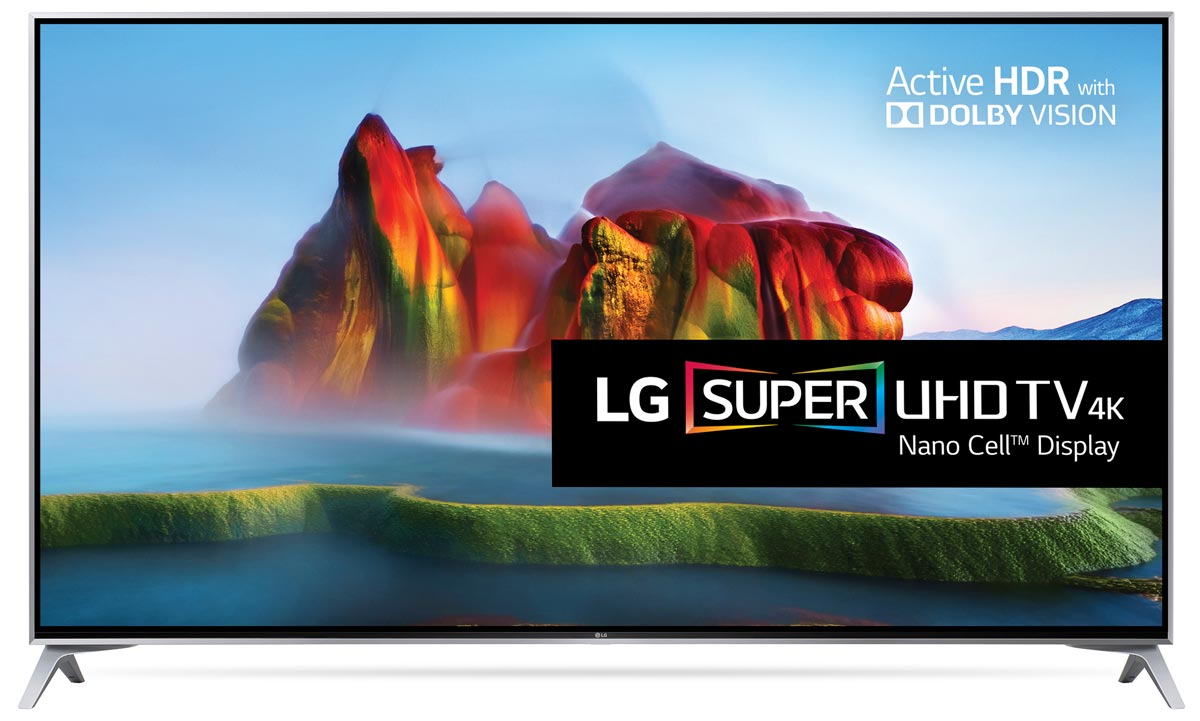 Lg 2017 Tv Line Up Full Overview With Prices Flatpanelshd