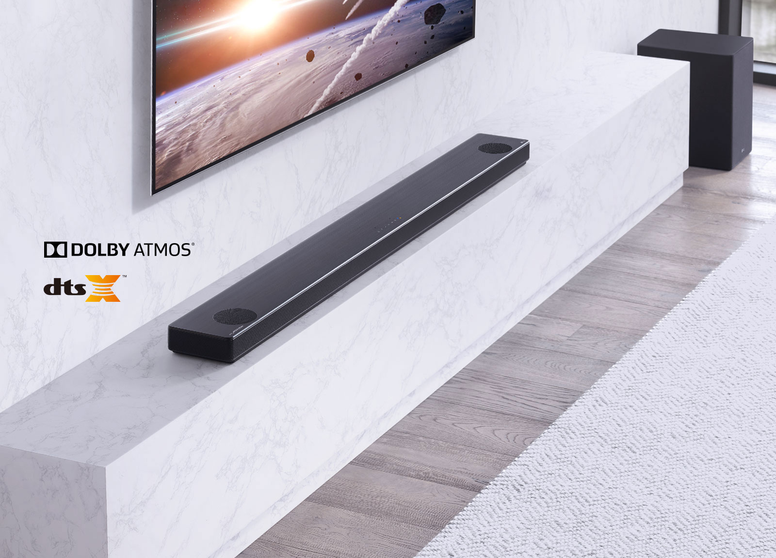 LG 2019 soundbars with Dolby Atmos & DTS:X to start at $800
