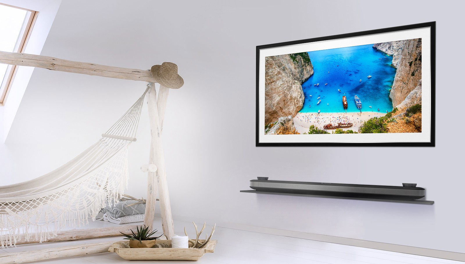 LG partners with Tripadvisor & expands 'Gallery' mode to